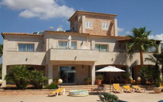 Hiszpania domy